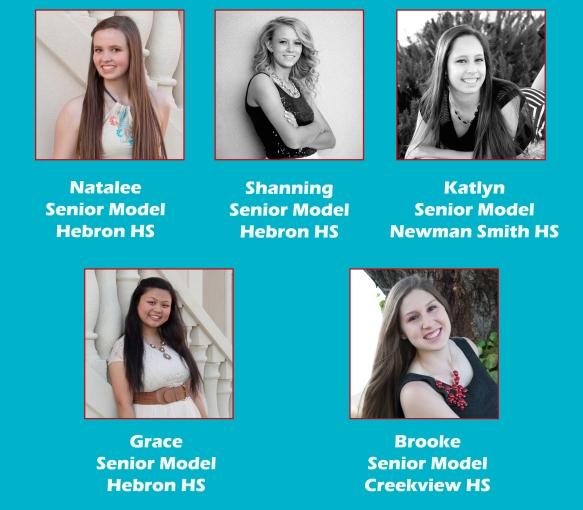 2015 Senior Models