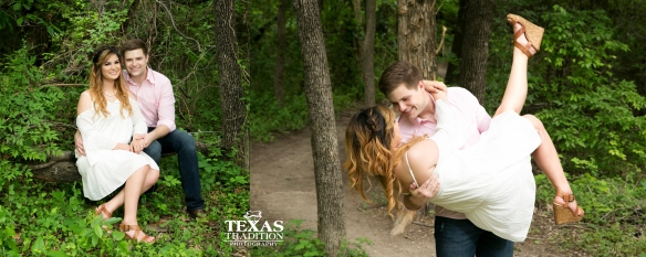 Dallas Engagement Portraits 1