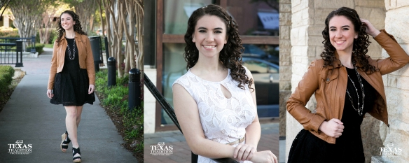 DFW Senior Portraits