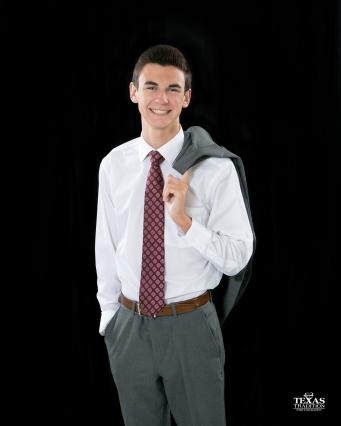 High School Senior boy