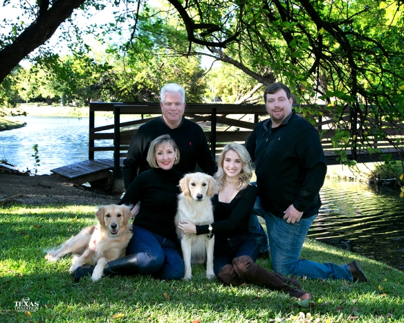 Carrollton Family Portrait